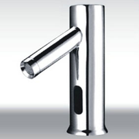 Contemporary Cold Water Automatic Touchless Sensor Sink Tap - T0110