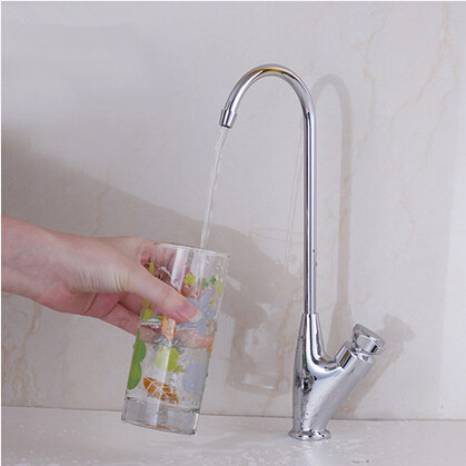 Brass Kitchen Clean Water Sink Tap Drinking Water Tap T415AU