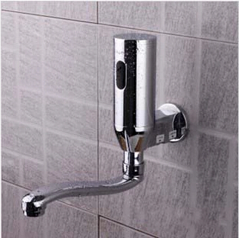 Brass Automatic Bathroom Washing Hands Tap Wall Mounted Sensor Tap TA0472