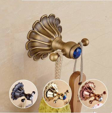 4 Colors To Choose Antique Bathroom Robe Hook Bathroom Accessory TAB5740