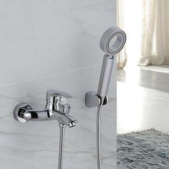 Great Well Designed Brass Bathtub Tap With Hand Shower Mixer Tap TB055U